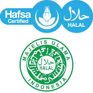 Logo Hafsa Halal Certification