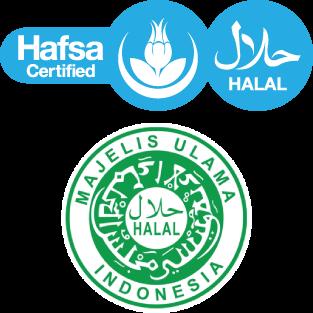 Logo Hafsa Halal Certification