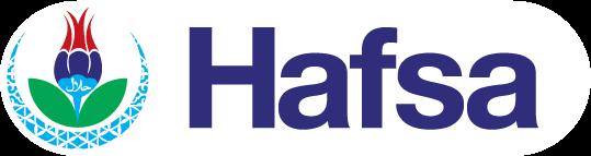 Hafsa Halal Logo